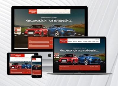 Rent A Car Web Paketi Extreme